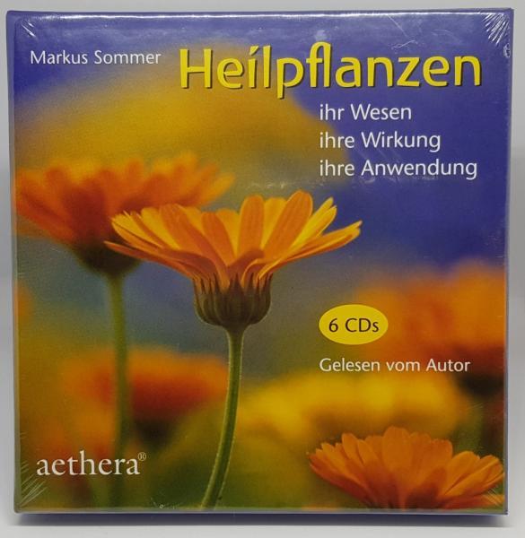 CD - Heilpflanzen: ihr Wesen, ihre Wirkung, ihre Anwendung von Markus Sommer