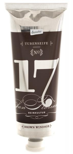 Tubenseife Nr. 17 - Brown Windsor