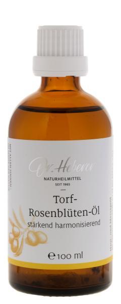 Torf-Rosenblüten