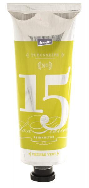 Tubenseife Nr. 15 - Chypre vert