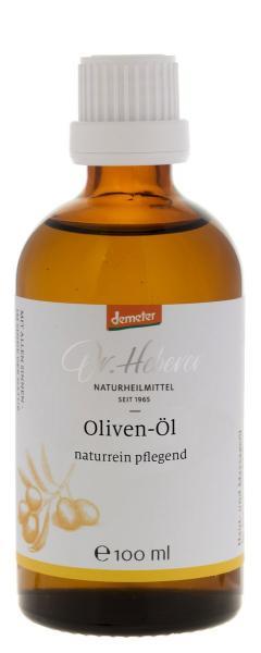 Olivenöl naturrein demeter