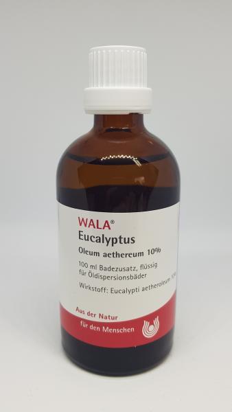 Eukalyptus 10% in Olivenöl W