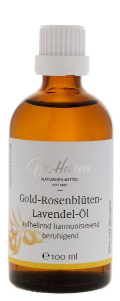Gold-Rosenblüten-Lavendel