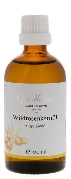 Wildrosenkernöl (Hagebutte)