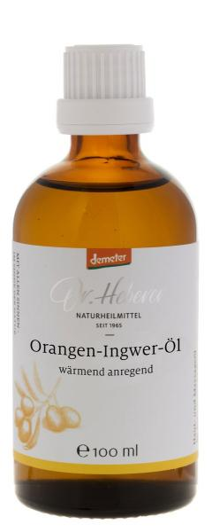 Orange-Ingwer, demeter
